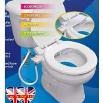 Toilette mit Waschfunktion japanische Toilette von Amazon