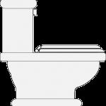 Ein Bild vom absenkbarer toilettendeckel