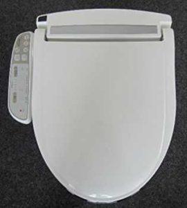 Wacor Mewatec C300 dusch-wc in Weiß mit Fernbedienung und Sitzheizung