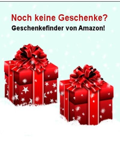 Geschenkefinder von Amazon