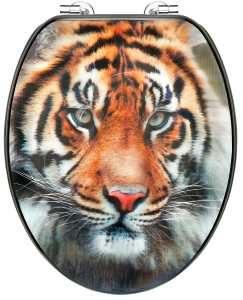 WC Sitz 3D Tiger Kaufen